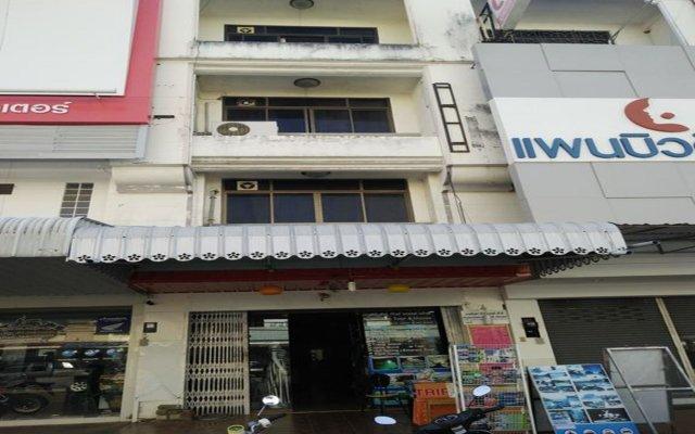 Отель Baan Nuanchan Таиланд, Краби - отзывы, цены и фото номеров - забронировать отель Baan Nuanchan онлайн вид на фасад