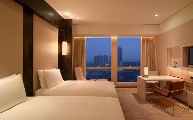 Отель Grand Hyatt Guangzhou Гуанчжоу комната для гостей