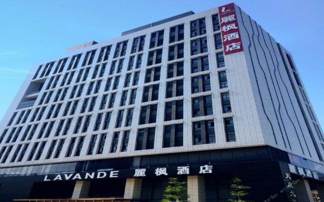 Lavande Hotel (Guangzhou Science City Lianhe) вид на фасад