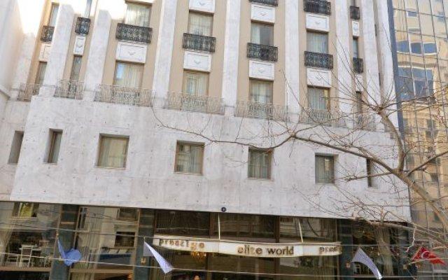 Отель Elite World Prestige вид на фасад