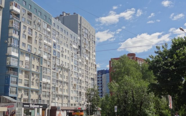Апартаменты Apartments on Studenaya 68A - apt 9 вид на фасад