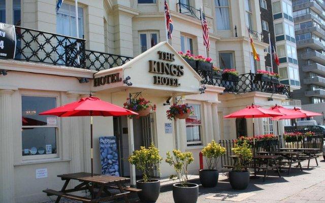 Kings Hotel вид на фасад