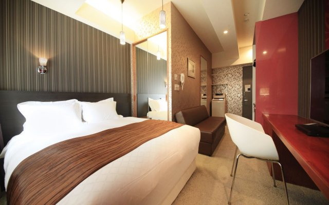 Отель Centurion Hotel Residential Akasaka Япония, Токио - отзывы, цены и фото номеров - забронировать отель Centurion Hotel Residential Akasaka онлайн комната для гостей