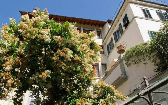 Hotel Orto de Medici вид на фасад