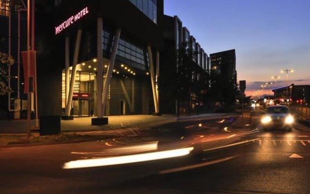 Mercure Hotel Amersfoort Centre вид на фасад
