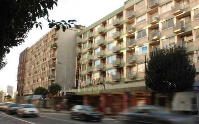Hotel Vice Rei вид на фасад