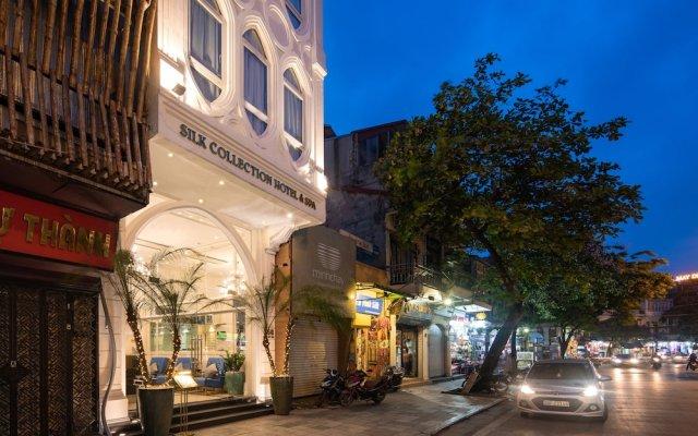 Отель Church Boutique Hotel 58 Hang Gai Вьетнам, Ханой - отзывы, цены и фото номеров - забронировать отель Church Boutique Hotel 58 Hang Gai онлайн вид на фасад