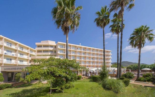 Invisa Hotel Es Pla - Только для взрослых вид на фасад