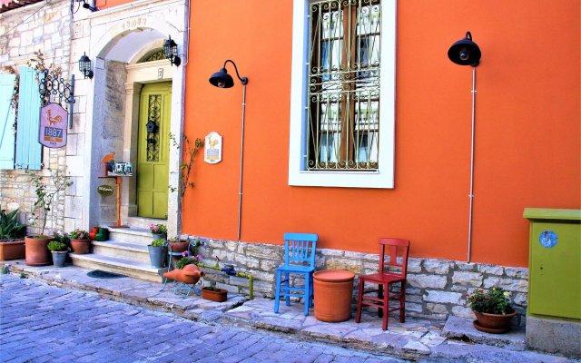 Foca 1887 Otel Турция, Фоча - отзывы, цены и фото номеров - забронировать отель Foca 1887 Otel онлайн вид на фасад