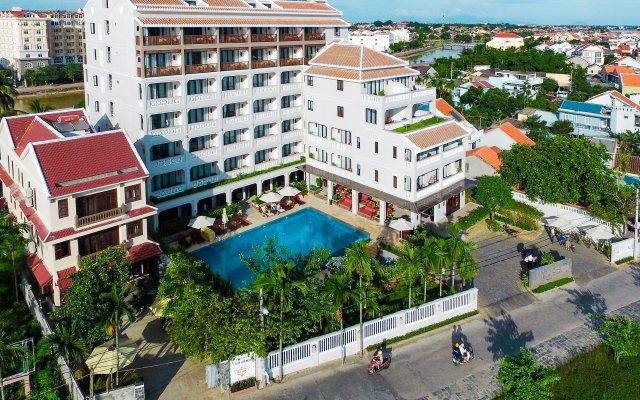 Hoi An River Town Hotel вид на фасад