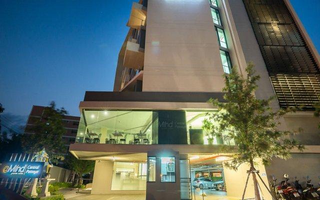 At Mind Premier Suites Hotel вид на фасад