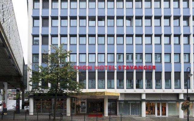 Отель Thon Hotel Stavanger Норвегия, Ставангер - отзывы, цены и фото номеров - забронировать отель Thon Hotel Stavanger онлайн вид на фасад