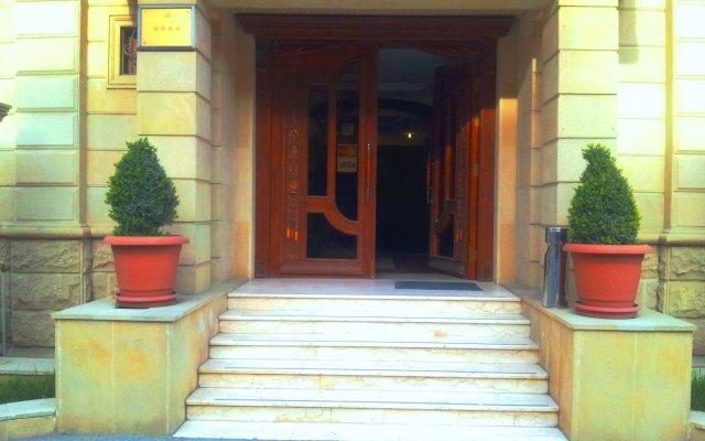 Отель Премьер Отель Азербайджан, Баку - 5 отзывов об отеле, цены и фото номеров - забронировать отель Премьер Отель онлайн вид на фасад