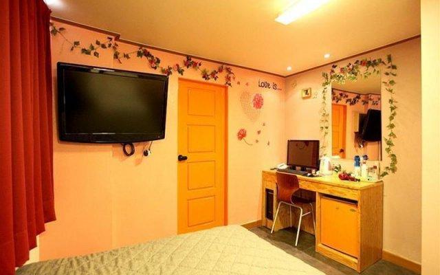 Отель Motel Yam Sungbuk удобства в номере