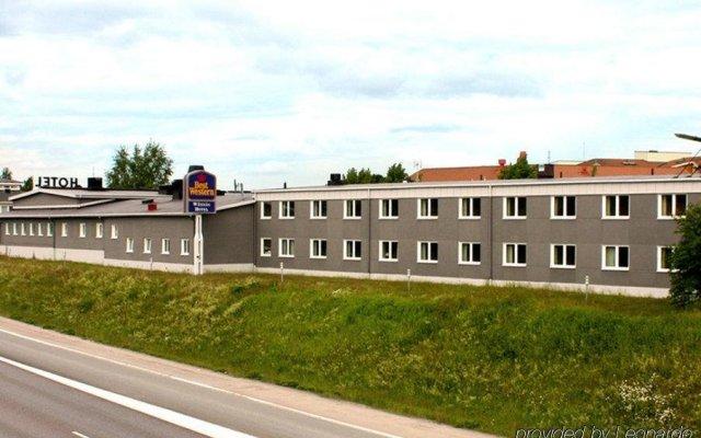 Отель Best Western Wåxnäs Hotel Швеция, Карлстад - отзывы, цены и фото номеров - забронировать отель Best Western Wåxnäs Hotel онлайн вид на фасад