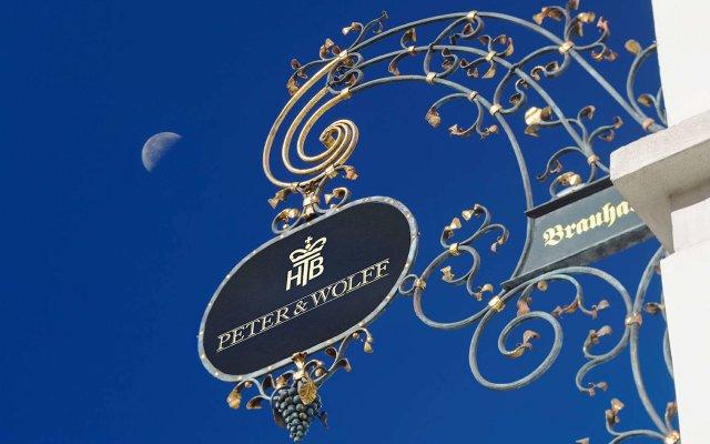Отель Eden Wolff Мюнхен вид на фасад