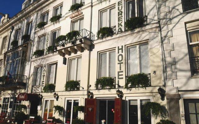 Amsterdam House Hotel вид на фасад