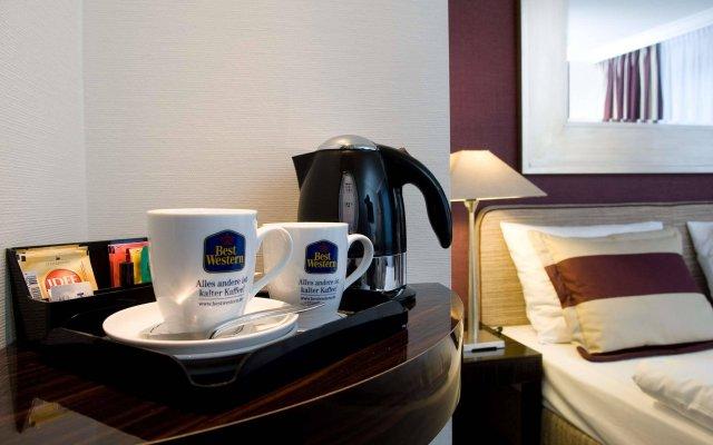 Отель Best Western Hamburg International Гамбург удобства в номере