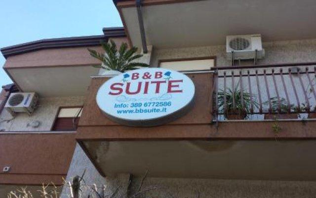 Отель B&B Suite Виагранде вид на фасад