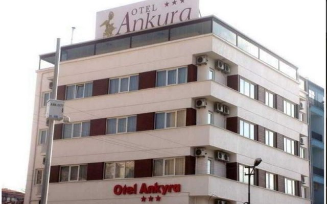 Ankyra Hotel Турция, Анкара - отзывы, цены и фото номеров - забронировать отель Ankyra Hotel онлайн вид на фасад