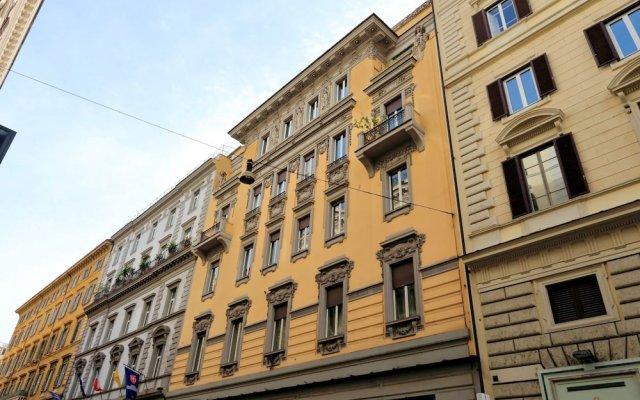 Отель Relais Vittoria Colonna вид на фасад