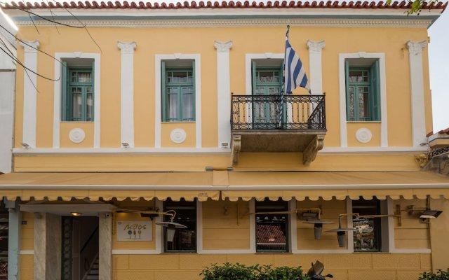 Отель Sunny & Light Art Deco Греция, Афины - отзывы, цены и фото номеров - забронировать отель Sunny & Light Art Deco онлайн вид на фасад