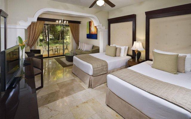 Отель Melia Caribe Tropical - Все включено Пунта Кана комната для гостей