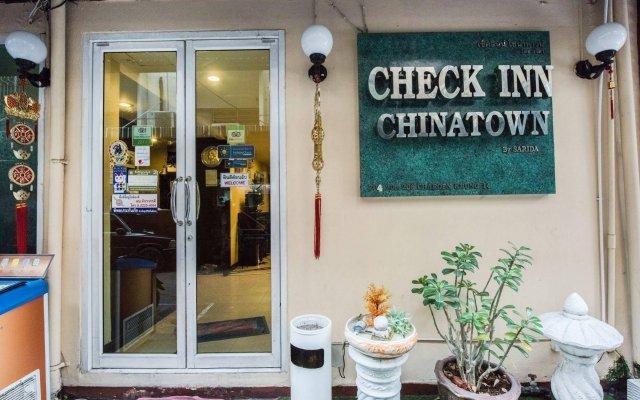 Отель Check Inn China Town By Sarida Таиланд, Бангкок - отзывы, цены и фото номеров - забронировать отель Check Inn China Town By Sarida онлайн вид на фасад