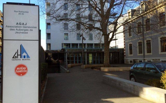 Geneva Hostel вид на фасад