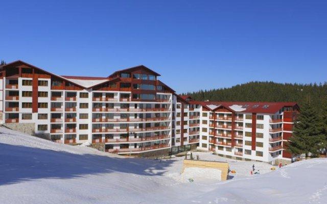 Отель Forest Nook Villas Болгария, Пампорово - отзывы, цены и фото номеров - забронировать отель Forest Nook Villas онлайн вид на фасад
