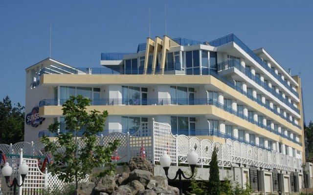 Отель Sunset Hotel Sunny Beach Болгария, Солнечный берег - отзывы, цены и фото номеров - забронировать отель Sunset Hotel Sunny Beach онлайн