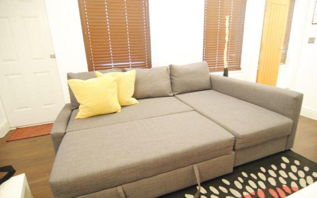 Апартаменты Euston Apartment - City Stay London комната для гостей