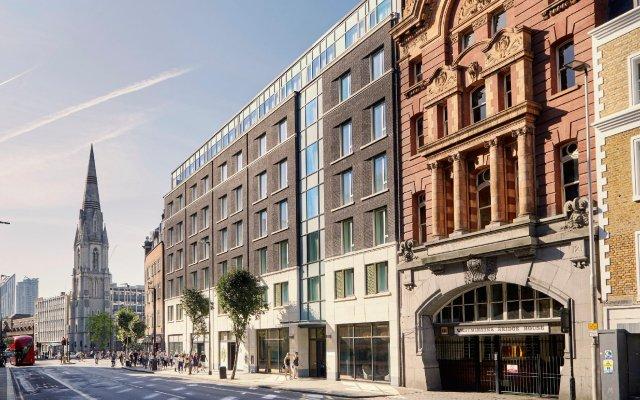 Отель Marlin Waterloo Великобритания, Лондон - отзывы, цены и фото номеров - забронировать отель Marlin Waterloo онлайн вид на фасад