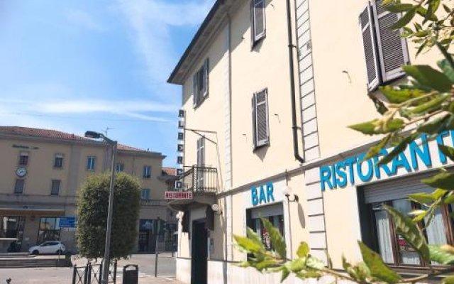 Отель Ristorante Bottala Италия, Мортара - отзывы, цены и фото номеров - забронировать отель Ristorante Bottala онлайн вид на фасад