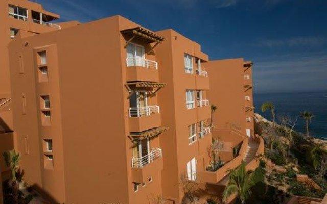 Отель Baja Point Resort Villas Мексика, Сан-Хосе-дель-Кабо - отзывы, цены и фото номеров - забронировать отель Baja Point Resort Villas онлайн вид на фасад