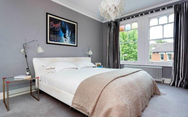 Отель Harmonious Harringay Home Великобритания, Лондон - отзывы, цены и фото номеров - забронировать отель Harmonious Harringay Home онлайн комната для гостей