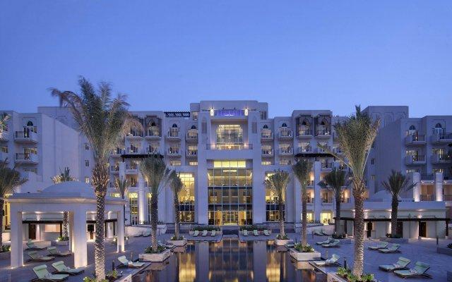 Отель Anantara Eastern Mangroves Abu Dhabi Абу-Даби вид на фасад