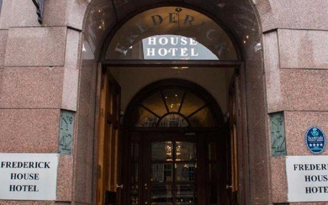 Отель The Frederick House Hotel Великобритания, Эдинбург - отзывы, цены и фото номеров - забронировать отель The Frederick House Hotel онлайн вид на фасад
