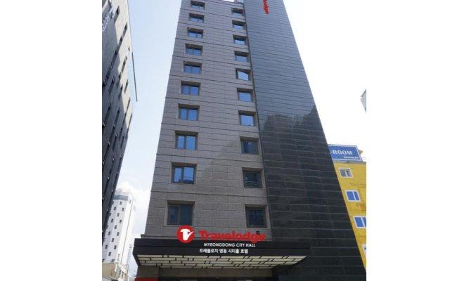 Отель Aropa Южная Корея, Сеул - отзывы, цены и фото номеров - забронировать отель Aropa онлайн вид на фасад