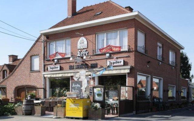 Отель Elckerlyck Inn Hotel Бельгия, Кортрейк - отзывы, цены и фото номеров - забронировать отель Elckerlyck Inn Hotel онлайн вид на фасад