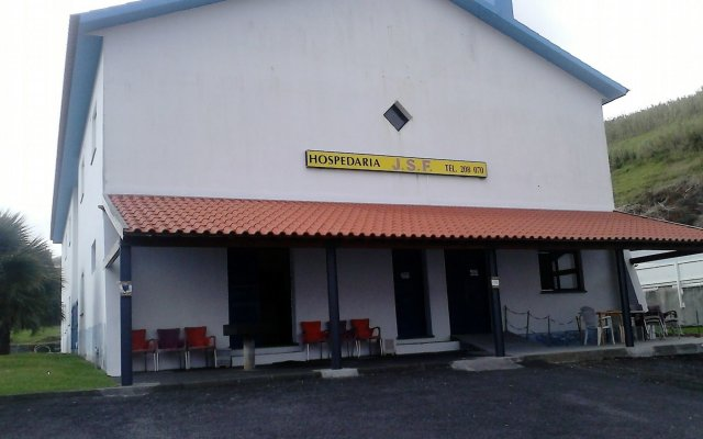 Отель Hospedaria JSF вид на фасад