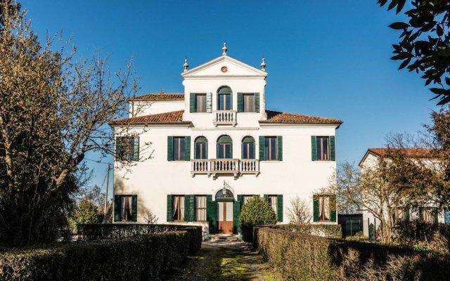 Отель Villa Gidoni Residenza Storica Италия, Мирано - отзывы, цены и фото номеров - забронировать отель Villa Gidoni Residenza Storica онлайн вид на фасад