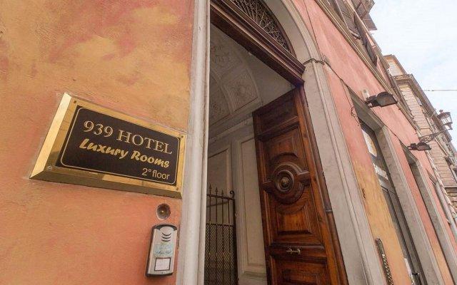 939 Hotel вид на фасад