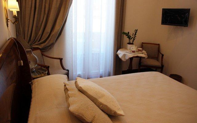 Отель B&B Vivere Palermo комната для гостей