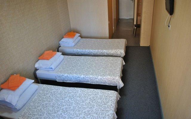 Хостел Зебра комната для гостей