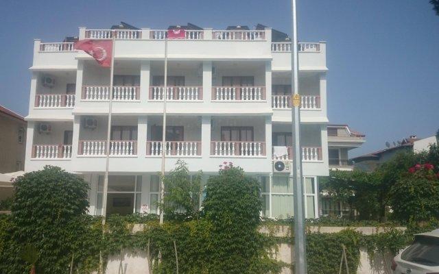 Unver Hotel Турция, Мармарис - отзывы, цены и фото номеров - забронировать отель Unver Hotel онлайн вид на фасад