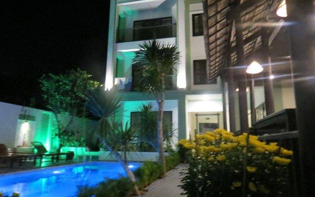 Отель Starfruit Homestay Hoi An вид на фасад