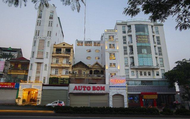 New Era Hotel and Villa вид на фасад