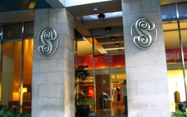 Отель Siri Sathorn Hotel Таиланд, Бангкок - 1 отзыв об отеле, цены и фото номеров - забронировать отель Siri Sathorn Hotel онлайн вид на фасад