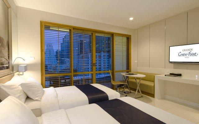 Отель Grande Centre Point Hotel Ploenchit Таиланд, Бангкок - 3 отзыва об отеле, цены и фото номеров - забронировать отель Grande Centre Point Hotel Ploenchit онлайн комната для гостей